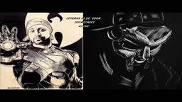 MF DOOM & Ghostface Killah- IRONMAN vs. DR. DOOM [DOOMSTARKS Mixtape 2017]