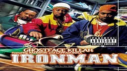 Ghostface Killah- Ironman   (1996)   [Full Album]