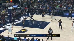 Brooklyn Nets vs Indiana Pacers Full Game Highlights October 18, 2017 NBA Season Opener