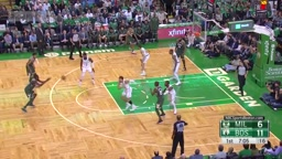 Milwaukee Bucks vs Boston Celtics Full Game Highlights  2017 NBA Season Opener