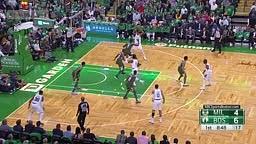 Milwaukee Bucks vs Boston Celtics Full Game Highlights  2017 NBA Season Opener
