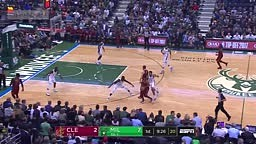 Lebron James vs Giannis Antetokounmpo Cleveland Cavaliers vs Milwaukee Bucks   Full Game Highlights   Oct 20, 2017   NBA