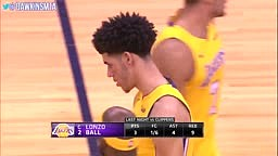 Lonzo Ball 2nd NBA Game Full Highlights 2017.10.20 at Suns   29 Pts, 11 Rebs, 9 Asts, 2 GOOD!
