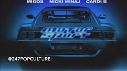 LISTEN Nicki Minaj & Cardi B verse on Migos Motorsport song