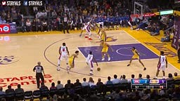 Los Angeles Lakers vs Detroit Pistons Full Game Highlights   Week 2   2017 NBA Season