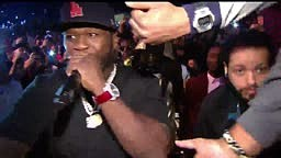 50 Cent performs Many Men for Deontay Wilder vs Bermane Stiverne 2 Fight