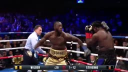 Deontay Wilder KOs Bermane Stiverne in Round 1   SHOWTIME CHAMPIONSHIP BOXING