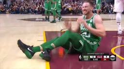 AP 1nabillion REACTS to Gordon Hayward BROKEN LEG Injury Boston Celtics Vs Cleveland Cavaliers GAME