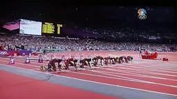 Carmelita Jeter Takes Silver in 2012 Olympics