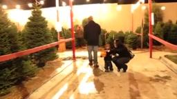 Dangerus Diva sings Silent Night Christmas Carol Songs