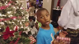 BEST Christmas Gifts REACTION Video Compilation #Soinlovefamily