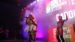 Cardi B Bet Awards Live Performance