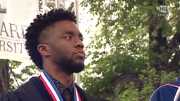 Black Panther star Chadwick Boseman's EPIC Howard University 2018 Commencement Speech