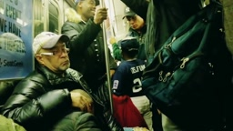 Baby Josiah CRYS FIRST Time Taking the SUBWAY In NYC%21 %5BPublic Temper Tantrum%5D