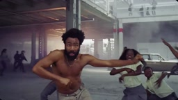 Childish Gambino-This Is America (Official Video)