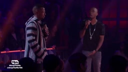 Drop The Mic Jay Pharoah vs Marlon Wayans Full Rap Battle