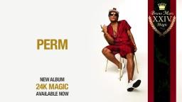 Bruno Mars   Perm [Official Audio]