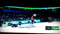 Derrick Williams Jumps Over Motorcyle Slam Dunk Contest 2012