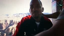 THIS IS CRAZY!!!!!!!!! Will Smith bungee jumping out of a HELICOPTER into the Grand Canyon for his 50th Birthday! WillSm