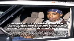 The New Wave Tupac Shakur is alive and living in Cuba claims British bodyguard who says HE smuggled him there   Facebook