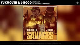 Yukmouth   I'm a Pimp (Audio) ft. Dru Down, Samone 3x