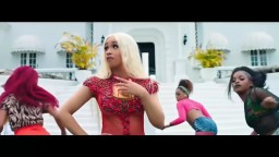 Cardi B-Like That feat. WizKid, Nicki Minaj (Official Video)
