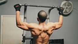 How to get Six Pack abs from a pullup bar
