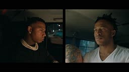 Moneybagg Yo-Lower Level ft. Kodak Black
