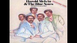 I Miss You   Harold Melvin And The Bluenotes   [ LYRICS ]