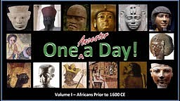 One Ancestor a Day   Queen Calafia