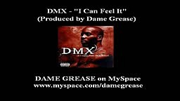 DMX   I Can Feel It