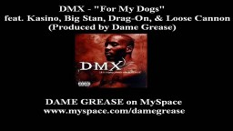 DMX   For My Dogs