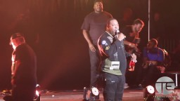 Busta Rhymes Goes In & Drops The Mic   Black & Puerto Rican People Created Hip Hop!