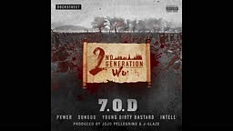 7.O.D   2nd Generation WU [Prod. By J.GLAZE]