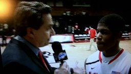Isaiah Morton 15pts Marist vs Siena