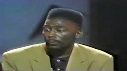 Big Daddy Kane I Get The Job Done at The Apollo 1990