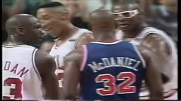 May 17 1992 Bulls vs Knicks game 7 highlights