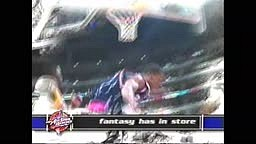 NBA All Star Slam Dunk Contest 2000   Vince Carter's Amazing Performance