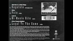 Lord G   Mi Monie Rite (1994)
