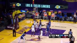 NETS at LAKERS   FULL GAME HIGHLIGHTS   February 18, 2021