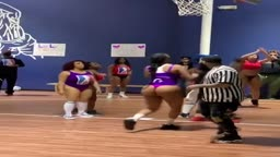 Only in Atl will you find Booty basketball (Buns N Basketball)