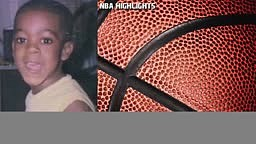 NBA Superstars When They Were Kids