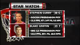 Steph Curry Blake Griffin duel in 2008 Davidson Oklahoma game   College Hoops Highlights