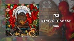 Nas-King's Disease  (Official Audio)