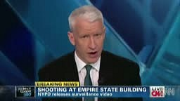 Empire State Building Shooting NYPD Released footage