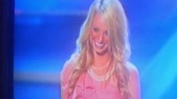Kacey Newton Bombs at The X Factor