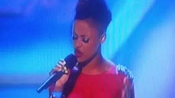 Paige Turner X Factor PerFormance