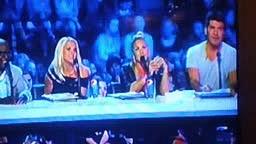 Willie Jones X Factor audition