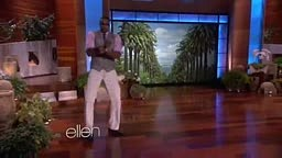 Dwight Howard Kobe Impersonation gangnam style dance Ellen