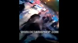 Gunplay Fights 50 cents entourage